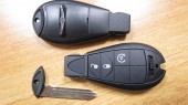 Корпус для SmartKey CHRYSLER, 3 кнопки (kchr036)